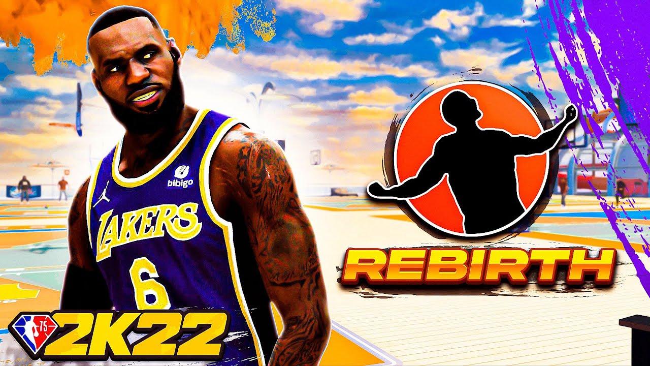 Download This *REBIRTH* MULTI-POSITION DEFENDER BUILD WILL BREAK NBA 2K22...