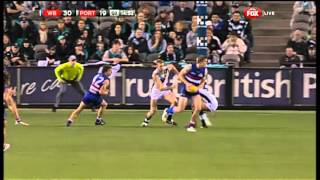Spin of the Rough - AFL