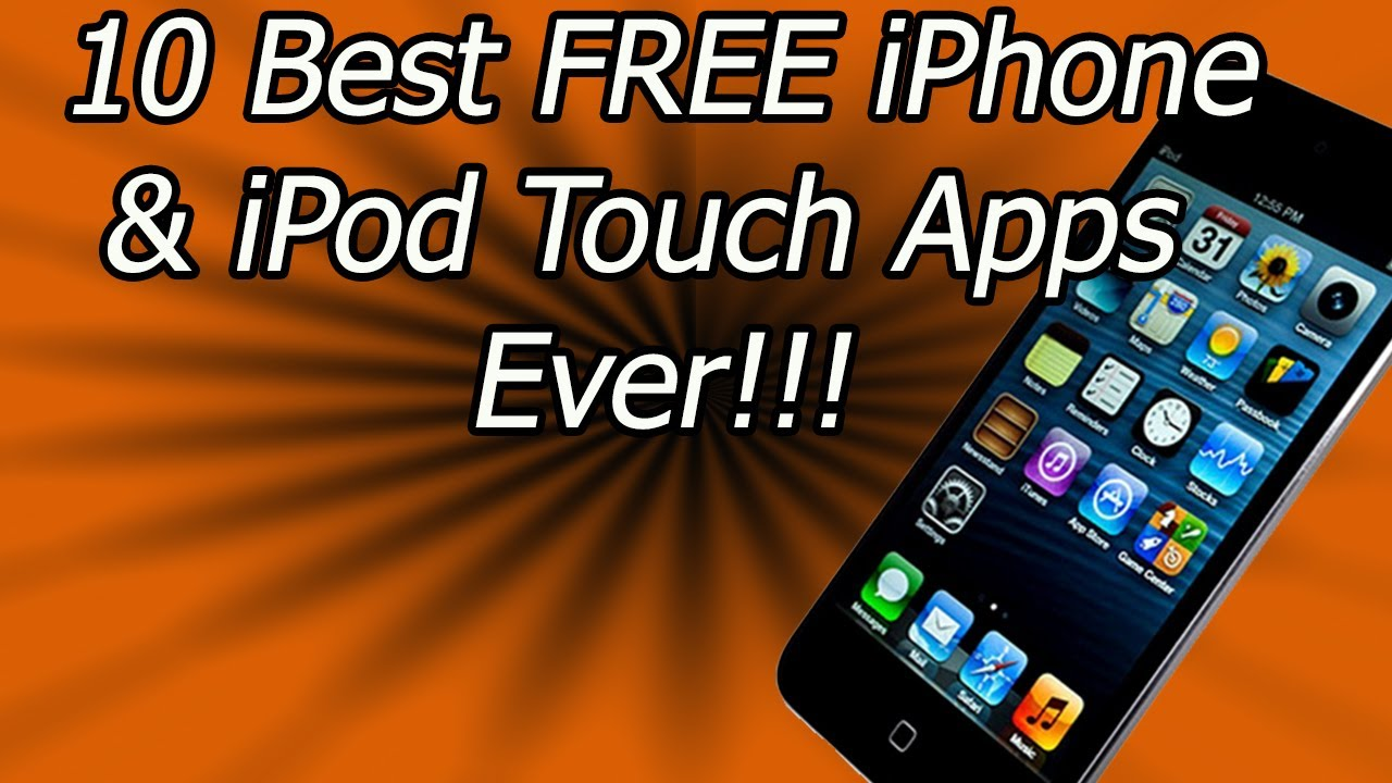 best apps for iphone 10 best free iphone ipod touch apps in the app 13568