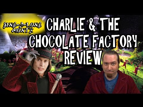 Charlie & The Chocolate Factory Review