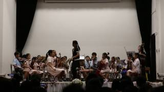 香港嘉諾撒學校 65周年開放日- 管絃樂合奏 (2017-0