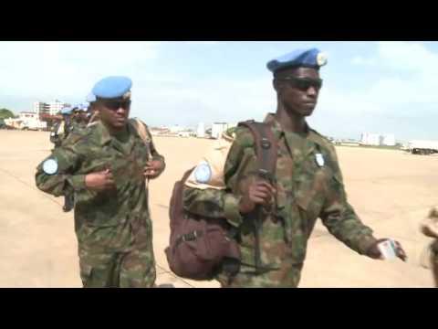 RDF: Ibikorwa by'ingabo z'u Rwanda muri South Sudan