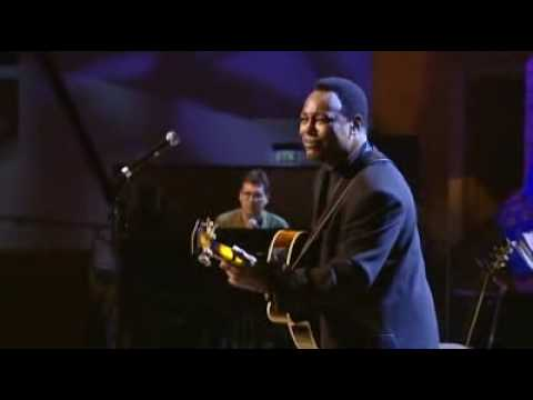 George Benson playing