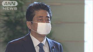 総理「緊急事態宣言出す」と明言 7都府県で1カ月(20/04/06)