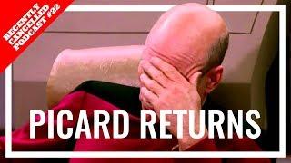 Patrick Stewart Returns to Star Trek - Recently Cancelled Podcast #22