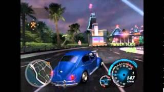 Need For Speed Underground 2 Fusca 95 - 1600 Turbo