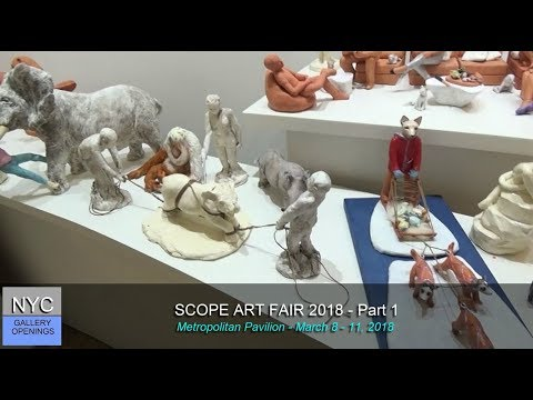 SCOPE ART FAIR 2018 - Part 1