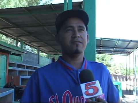 Baseball Mayor A Somotillo