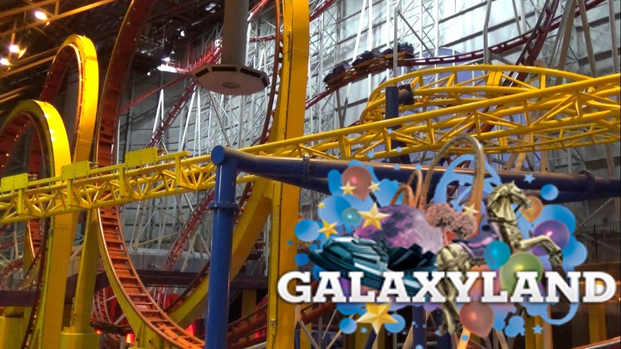 Galaxy Fun Oark Tour