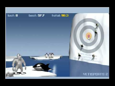 Xenforo Games - Yetisports 2 - Orca Slap