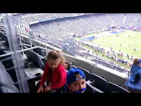 Giants Stadium 5 Star Suite