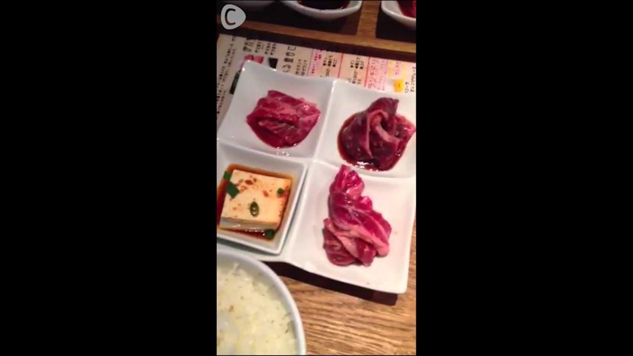 食べ放題でコスパ最高!清江苑の焼肉ランチ yuisho_ri C CHANNEL - YouTube