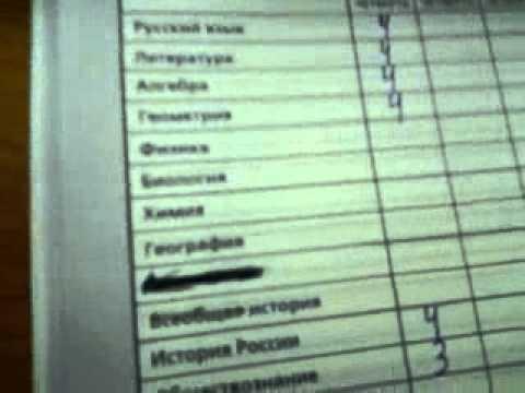 Сomedy Vadik ставит оценки за четверть