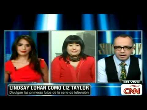 Lindsay Lohan, será Elizabeth Taylor