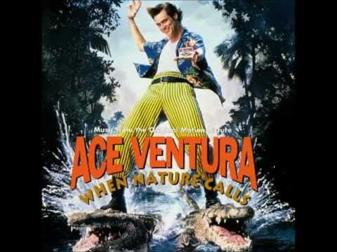 "Ace Ventura - When Nature Calls ""Spirits In The Material World"" Pato Banton"