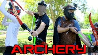 Archery Attack - 4v4 PVP Battle