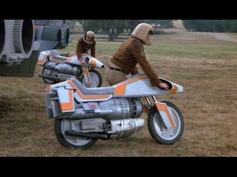 The Most Fantastic TV Motorcycles Of The 80's