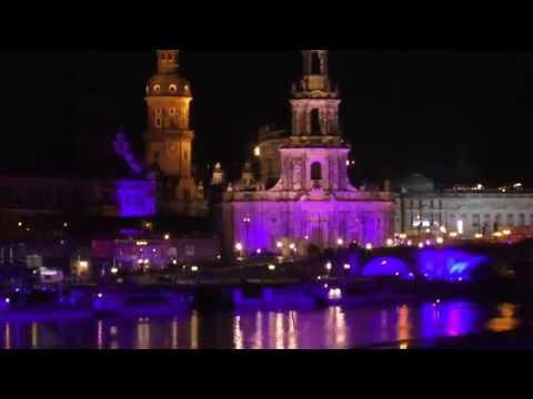 Vorbereitung zum Tag der deutschen Einheit 2016 in Dresden