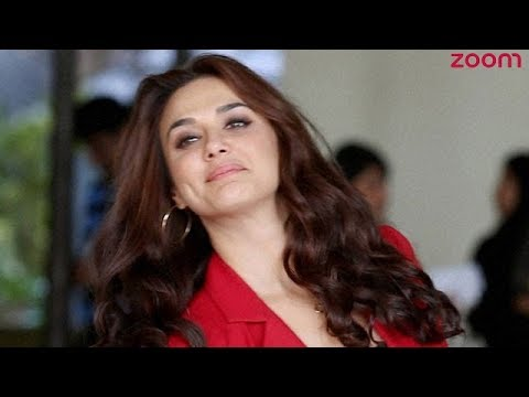 Preity Zinta Slams Rumours About Her Pregnancy