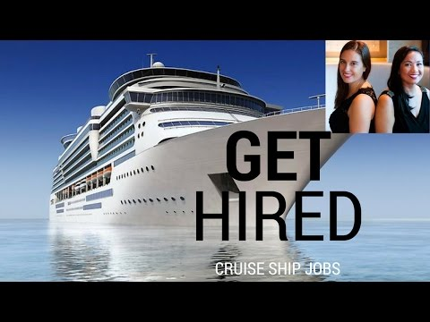 HOW WE GOT HIRED ON CRUISE SHIPS | #SHIPLIFE