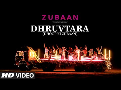 DHRUVTARA (Dhoop Ki Zubaan) Video Song | ZUBAAN | Vicky Kaushal, Sarah Jane Dias | T-Series