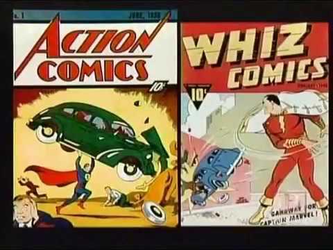 Comic Book Superheroes Unmasked - Full Documentary