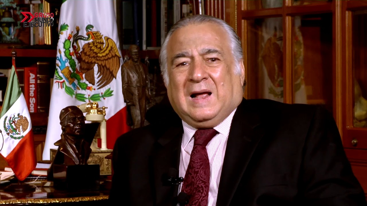 Entrevista exclusiva con Miguel Torruco Marqués, próximo ...
