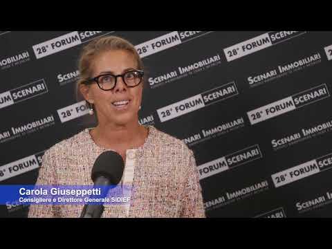 Carola Giuseppetti - Il residenziale ha retto meglio l'impatto della crisi