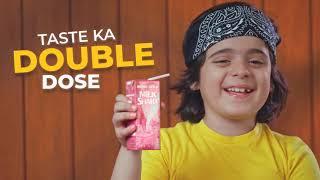 All new RoohAfza Milk Shake - taste ka #DoubleDose