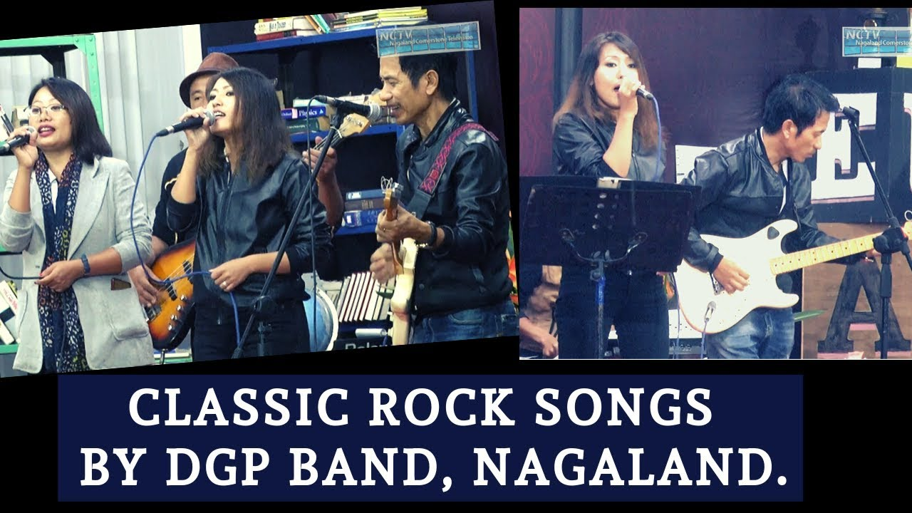 DGP band Nagaland Classic Rock & Hindi songs live
