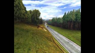 Finish like a boss - Rally Championship 2000