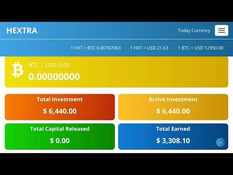 HextraCoin/Bitconnect/DavorCoin - Lending Program Updates