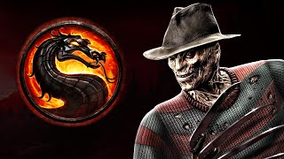 Mortal Kombat 9 -  Фредди Крюгер Решает!