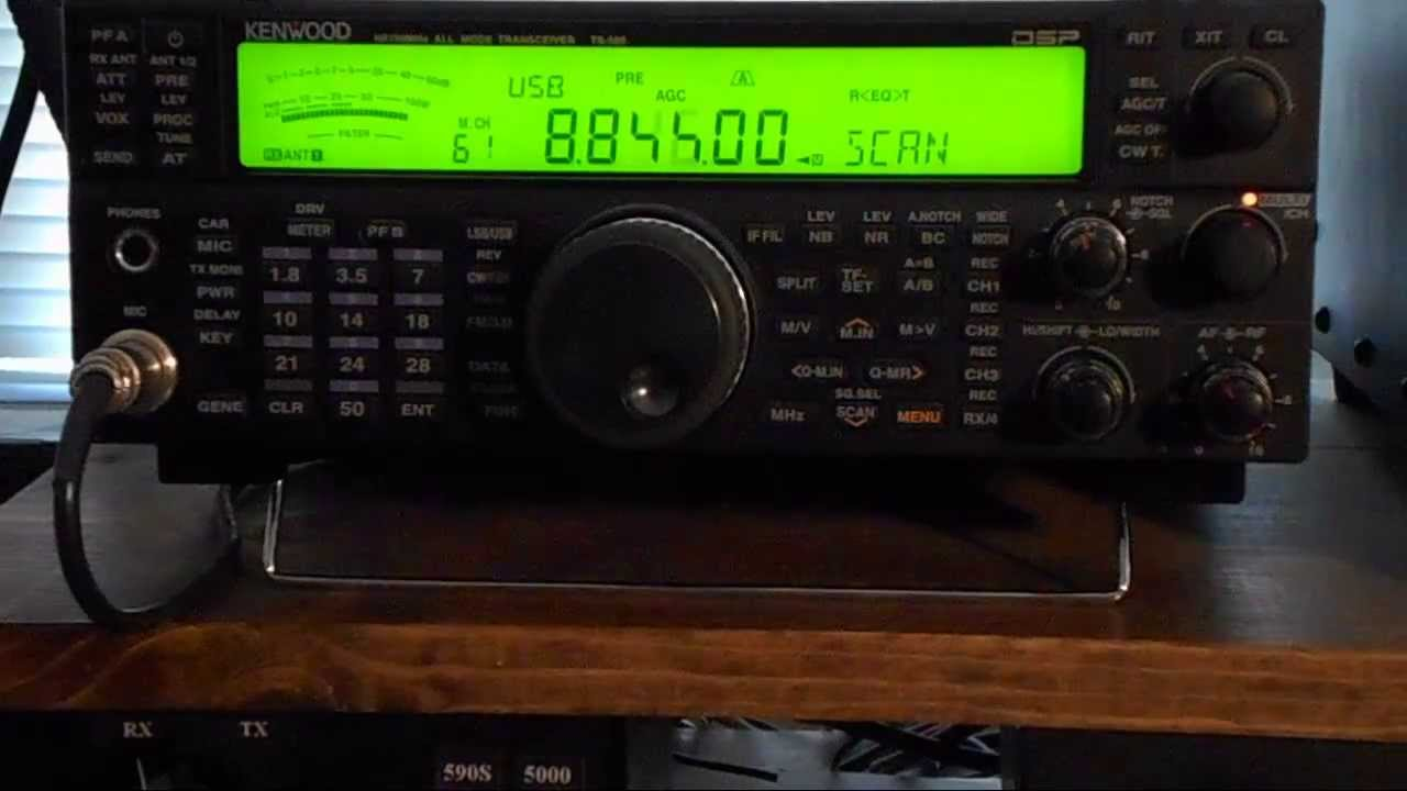 Kenwood ts 590s Manuale