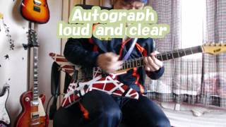 Autograph loud and clearソロ