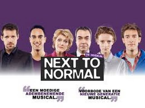 Next to normal akte 1 2012 Nederland