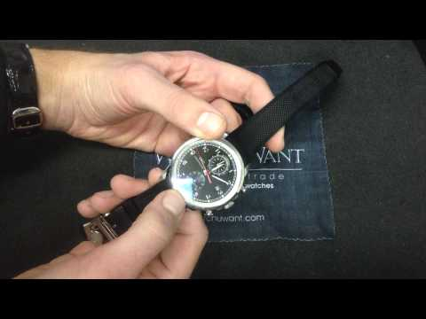 IWC Portuguese Yacht Club Chronograph 3902-10 Luxury Watch Review