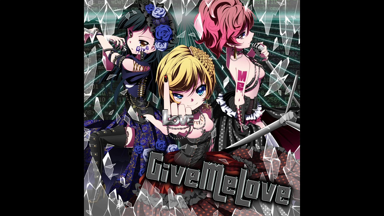 Give Me Love【8 beat Story】【8/pLanet!!】