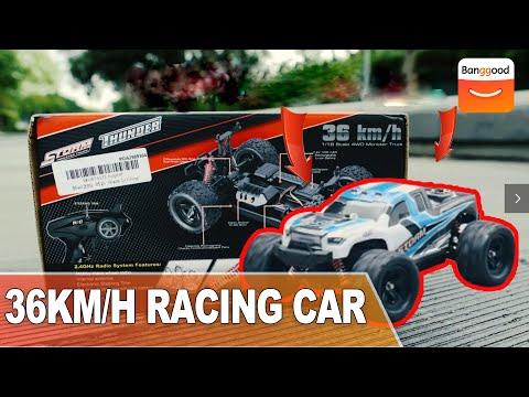 36km/H Big Foot RC Racing Car|Buy at Banggood