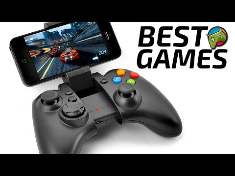 20 Best Android Games /w Controller Support 2016