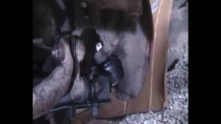 Ремонт ходовой Hyundai H 200. Часть 2