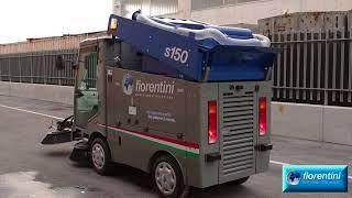 Обзор: коммунальная машина FIORENTINI S 150/4 | www.chistosila.by