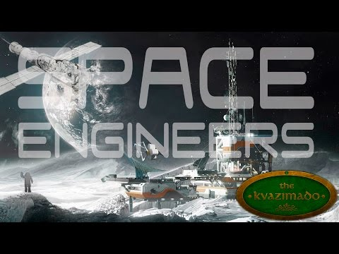 Space Engineers. Rexxar's Automated Shipyards