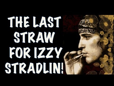 Guns N Roses: True Story  The Last Straw For Izzy Stradlin! Axls Behavior in Germany
