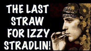 Guns N' Roses: True Story  The Last Straw For Izzy Stradlin! Axl's Behavior in Germany