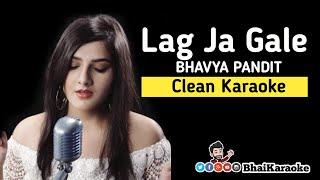 lag-ja-gale-karaoke-unplugged-bhavya-pandit-sandeep-thakur-bhaikaraoke