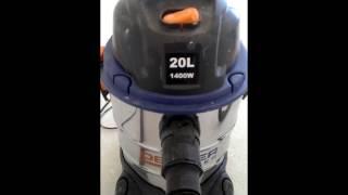 Строительный пылесос  Dexter 1400 Вт 20 л   1 часть