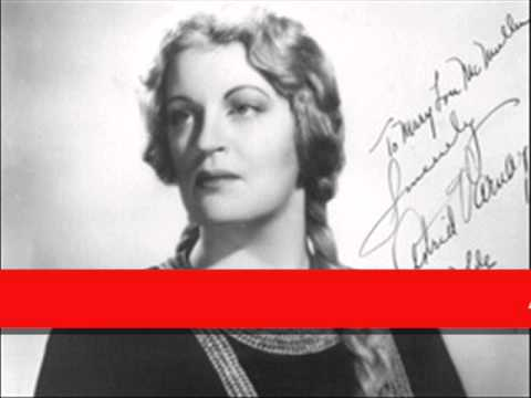 Astrid Varnay: Wagner - Die Walküre, 'Der Männer Sippe'