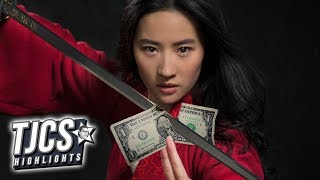 Disney's Mulan Live Action Movie Has A $300 Million Budget?!?!