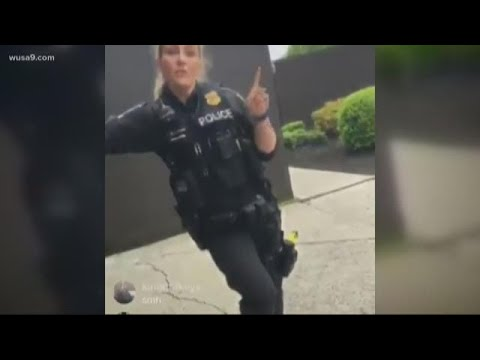The Producers Blog - Montgomery County PD officer uses N-word on video